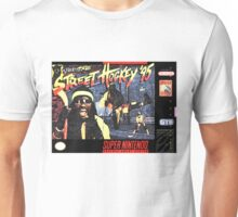 Street Hockey 95 - Super Nintendo Unisex T-Shirt