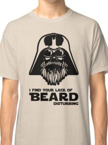 Bearded Vader Classic T-Shirt