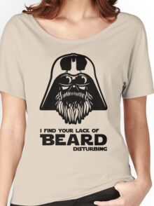 Bearded Vader Women's Relaxed Fit T-Shirt