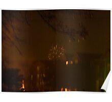 Distant Fireworks Poster