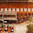 Madrid Train Station by gesto