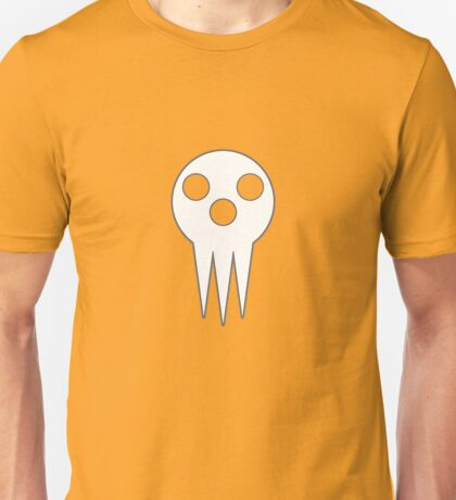 Lord Death Shinigami Mask Unisex T-Shirt