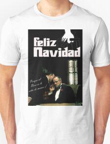 Navidad con El Padrino T-Shirt