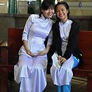 Saigon cuties - holiday snaps by geof