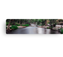 The Cotter River Canvas Print
