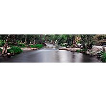 The Cotter River Photographic Print