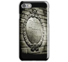 Shadows of the Mansion iPhone Case/Skin