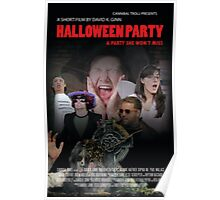 Halloween Party - Official Movie Poster Poster