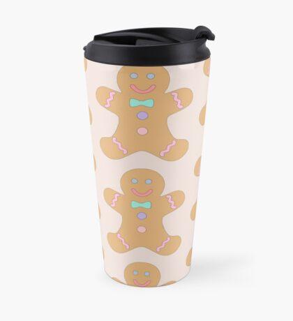 Christmas Cookie Travel Mug