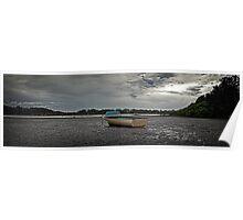 Moruya Low Tide Poster