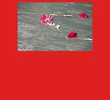 Floating Flowers Unisex T-Shirt