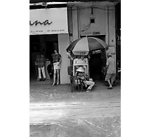 casual day - Ho Chi Minh city. Photographic Print