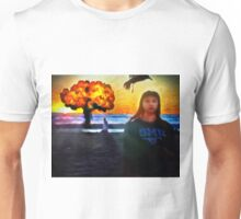 A Bad Day At The Beach Unisex T-Shirt