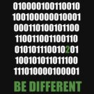 Be Different by tappers24
