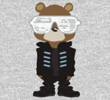 Kanye West Bear by iamacreator