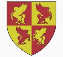Coat of Arms Tee by Ealan Osborne!
