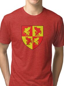 Coat of Arms Tee Tri-blend T-Shirt