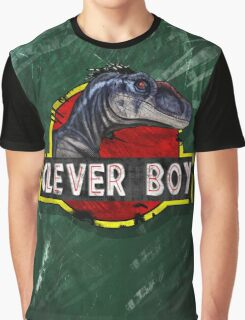 Clever Boy Graphic T-Shirt
