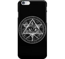 O FATHER, O SATAN, O SUN - solid white iPhone Case/Skin