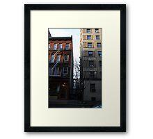 Hidden New York (2) Framed Print