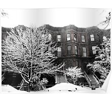 Brooklyn Winter Poster
