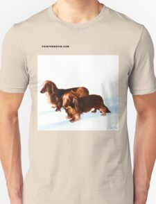 Doc and Chili Unisex T-Shirt
