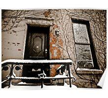 Brooklyn Doors Poster