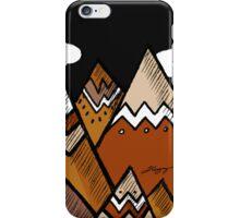 Dusty Mountain 2 iPhone Case/Skin