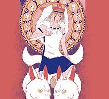 Wolf Princess by Rainey April