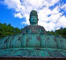 Showa Daibutsu (Great Image of Buddha) by Marc Maschhoff