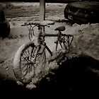 Snow Bike by AbeCPhotography
