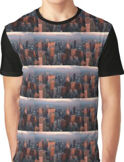 Sub-zero Sunset (NYC) Graphic T-Shirt