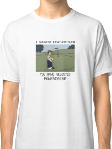 Lee Carvello's Putting Challenge Classic T-Shirt