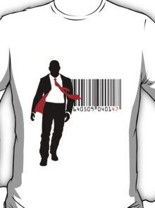 Agent 47 Barcode T-Shirt