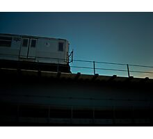 NYC Subway Photographic Print