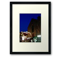 Little Italy NYC Framed Print