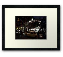San Gennaro, Little Italy NYC Framed Print