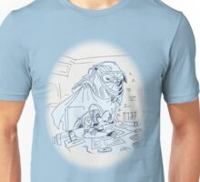 Mordin and Eve Unisex T-Shirt