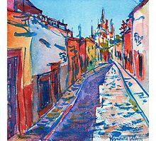 San Miguel de Allende Photographic Print
