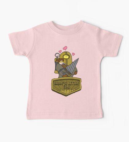 Daddy's Little Girl Baby Tee