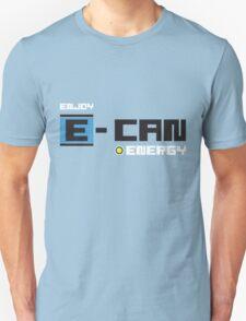E-Can Energy Branding Unisex T-Shirt