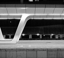 Arnhem, trainstation by Jip v K