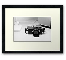 M9 - 35mm Summicron-M ASPH. Framed Print
