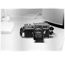 M9 - 35mm Summicron-M ASPH. Poster