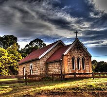dingup church, manjimup, WA by mrobertson7