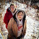 Anna & Charlot by KBritt