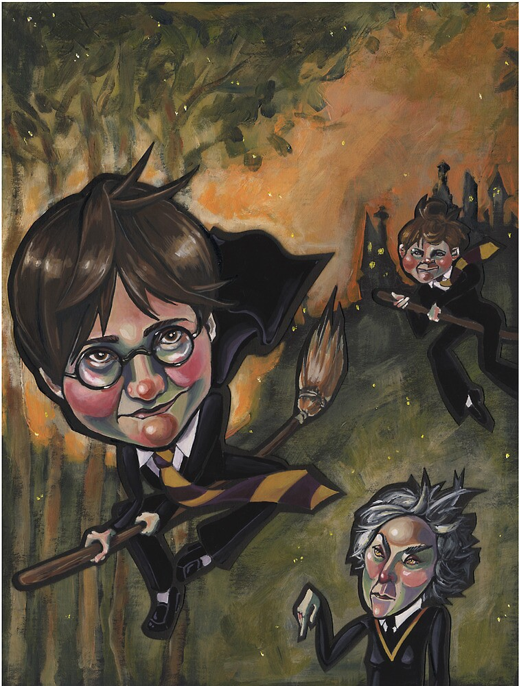 Harry Potter by Dayna W
