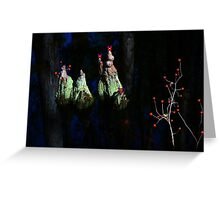Twilight Fantacy Greeting Card