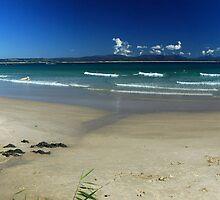 Wategos Beach - Byron Bay NSW by OzNatureshots