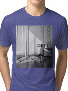 A Seat By The Window Tri-blend T-Shirt